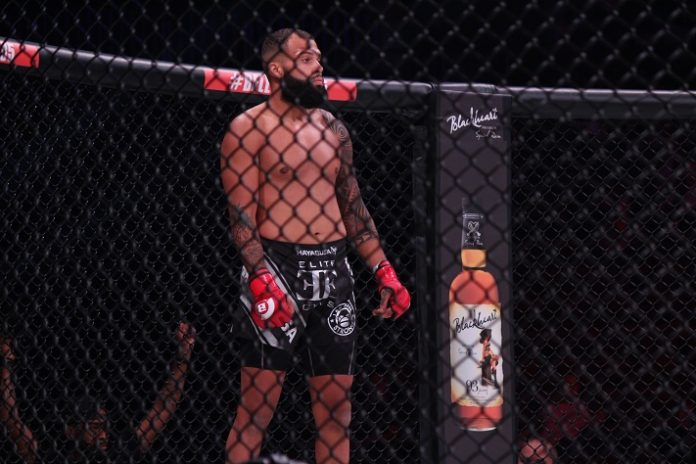 Jordan Young Bellator MMA