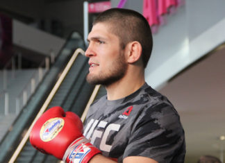 Khabib Nurmagomdedov added to UFC 219 against Edson Barboza UFC 228