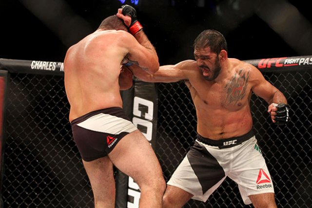 Antonio Rogerio Nogueira notified of potential doping violation