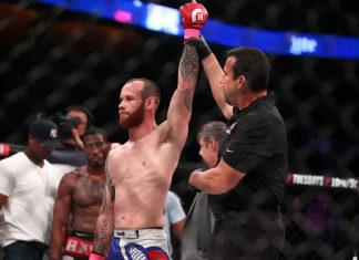 Matt Secor Bellator MMA