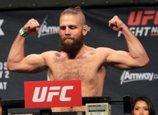 Nik Lentz off UFC 216