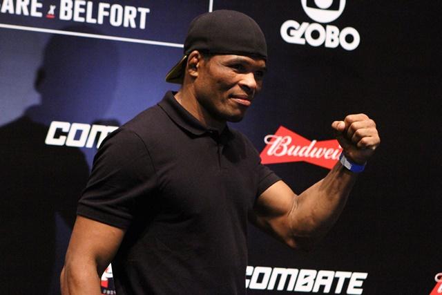 Francisco Trinaldo UFC 237