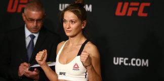 UFC Gdansk Karolina Kowalkiewicz