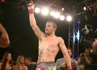 UFC 218 Justin Gaethje Eddie Alvarez