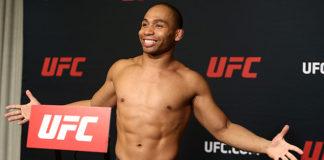 john dodson UFC 222