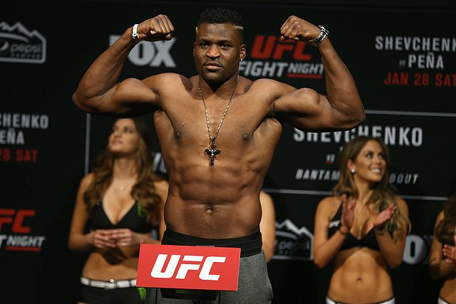 Alistair Overeem Issues Statement After Francis Ngannou's Uppercut From Hell