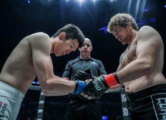 Ben Askren vs. Shinya Aoki at ONE Championship: Immortal Pursuit