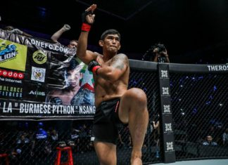 Aung La N Sang ONE Championship: Hero's Dream
