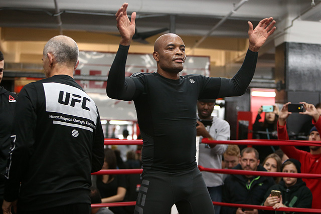 Anderson Silva 'completely destroyed' legacy with second failed drug test — Michael Bisping