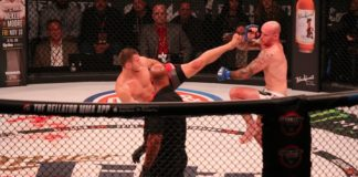 Logan Storley vs Matt Secor Bellator MMA
