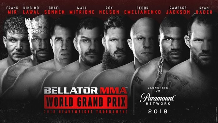 Bellator Heavyweight Grand Prix 2018