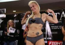 Cindy Dandois to appear for RIZIN FF