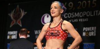 UFC Sydney Jessica-Rose Clark UFC 237 Talita Bernardo Melissa Gatto