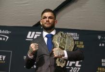 UFC 217 Cody Garbrandt TJ Dillashaw