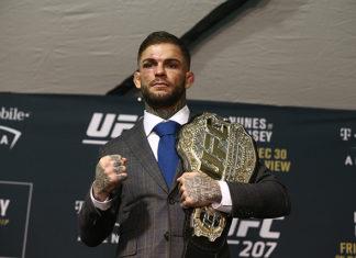 UFC 217 UFC 227 Cody Garbrandt TJ Dillashaw