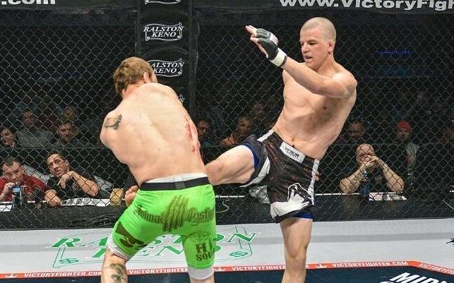 UFC fighter Grant Dawnson failed USADA test