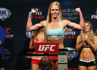 Holly Holm UFC 219