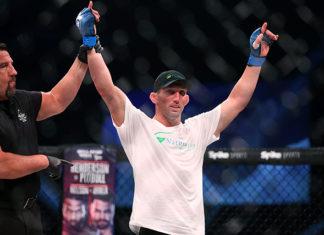 John Salter Bellator MMA