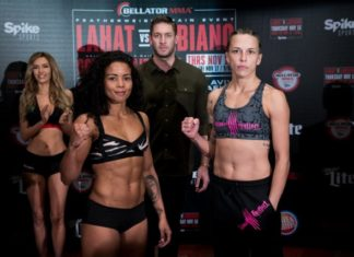 Denise Kielholtz vs. Jessica Middleton Bellator 188