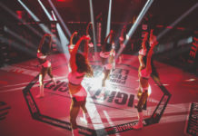 Professional Fighters League (PFL) Fight Night