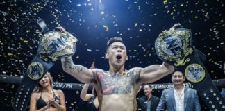 Martin Nguyen ONE Championship Legends of the World