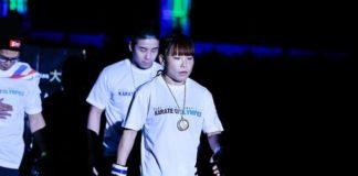 Mei Yamaguchi ONE Championship