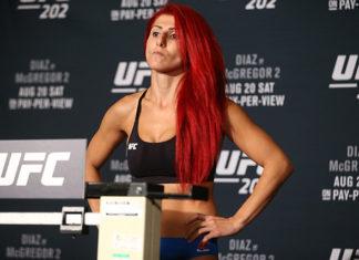 Randa Markos UFC