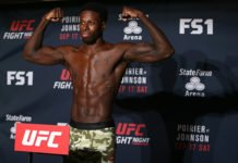 Randy Brown UFC
