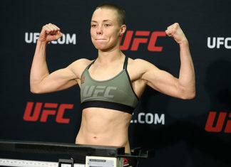 Rose Namajunas UFC 223 Joanna Jedrzejczyk
