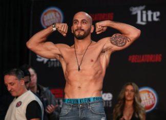Saad Awad Bellator 186