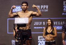 Raphael Assuncao UFC 241 Cory Sandhagen
