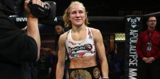 Barb Honchak will appear at UFC's TUF 26 Finale (Ultimate Fighter 26 Finale)
