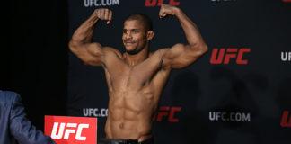 UFC Shanghai Alex Garcia Muslim Salikhov