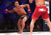 Michael Chandler vs. Brent Prmus at Bellator NYC