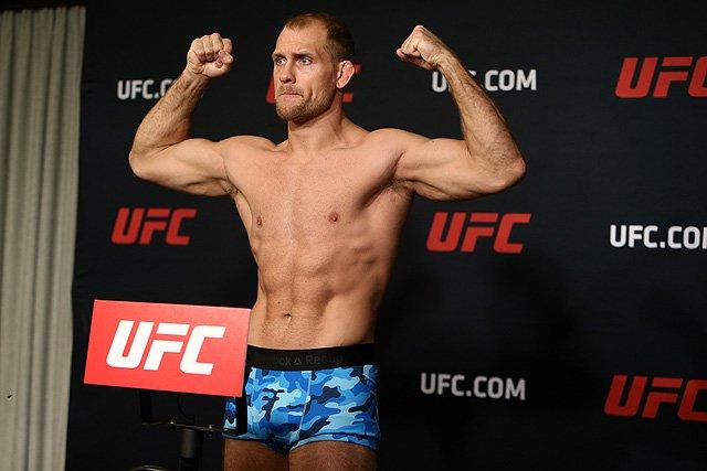 Zak Ottow UFC 222