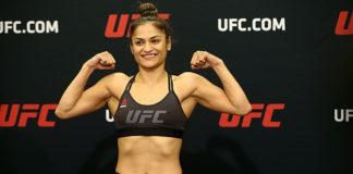 UFC 219 Cynthia Calvillo