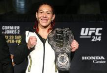 Cris Cyborg UFC 219 UFC 222