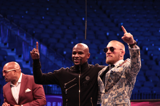 Mayweather to fight in UFC?