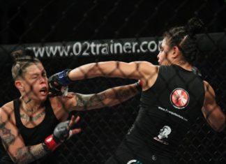 Karina Rodriguez vs. Christine Ferea Invicta FC 26