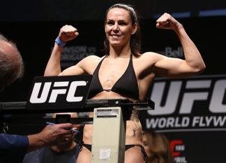 Alexis Davis UFC