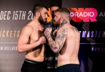 Mohammad Yahya vs. Ash Griffiths Bellator 191