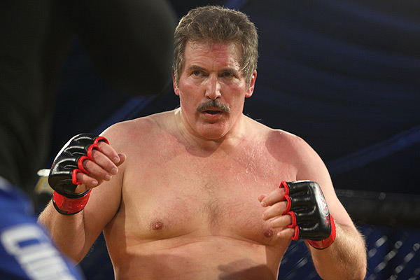 Don T Bet Against The Beast A Conversation With Dan Severn