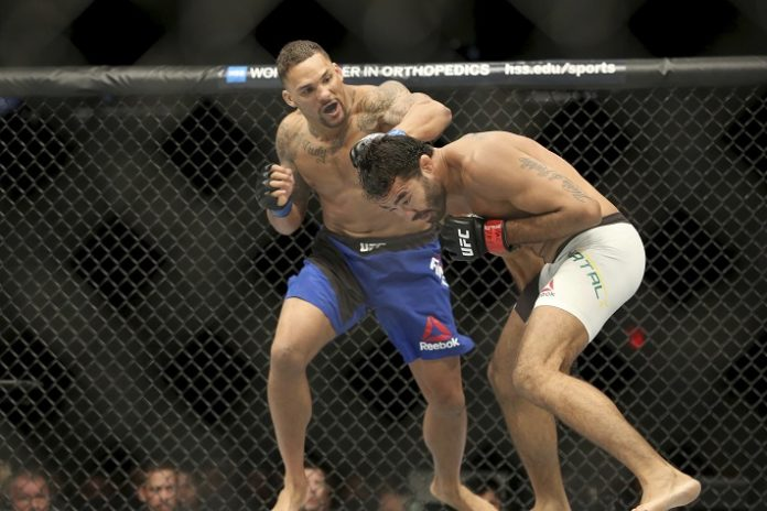UFC Eryk Anders