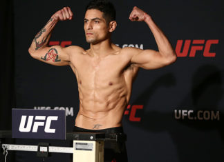 Gabriel Benitez UFC
