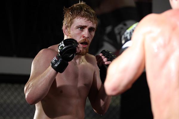 Justin Scoggins UFC