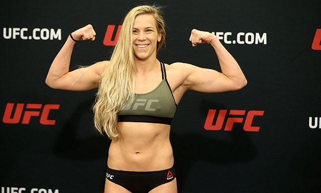 UFC Katlyn Chookagian