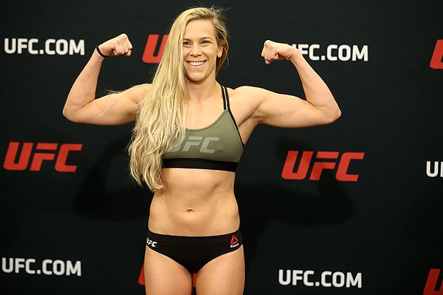 UFC Charlotte Katlyn Chookagian