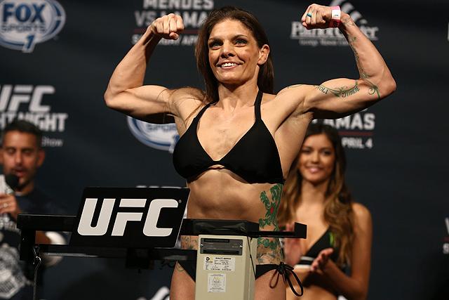 Lauren Murphy UFC