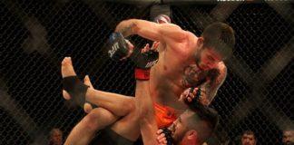 Matheus Nicolau UFC