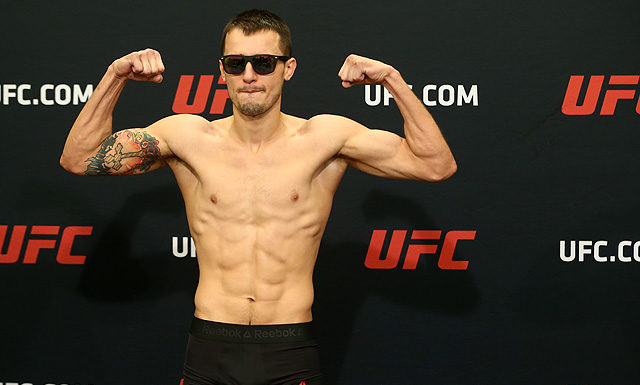 UFC Myles Jury Bellator